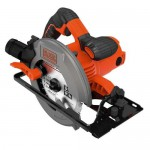 Пила дисковая Black&Decker CS1550 1500 Вт 190x16 мм, рез 66 мм, пар.упор