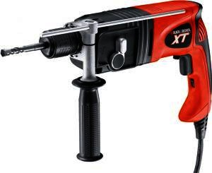 Перфоратор Black&Decker XTD24CK, SDS-Plus, 650 Вт, 2,2Дж, 3-х реж., ключ.патрон, 2 зубила, 5 буров, чемодан.