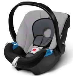 Автокресло Cybex Aton Gray Rabbit dark grey (514103008)