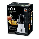 BLENDER WHITE/JB 3060 BRAUN