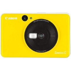 Камера моментальной печати Canon ZOEMINI C CV123 Bumble Bee Yellow + 30 Zink PhotoPaper (3884C033)