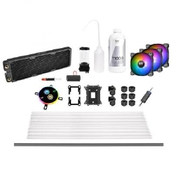 Набор для сборки CBO ThermalTake Pacific C360 DDC Hard Tube Water Cooling Kit (CL-W243-CU12SW-A)